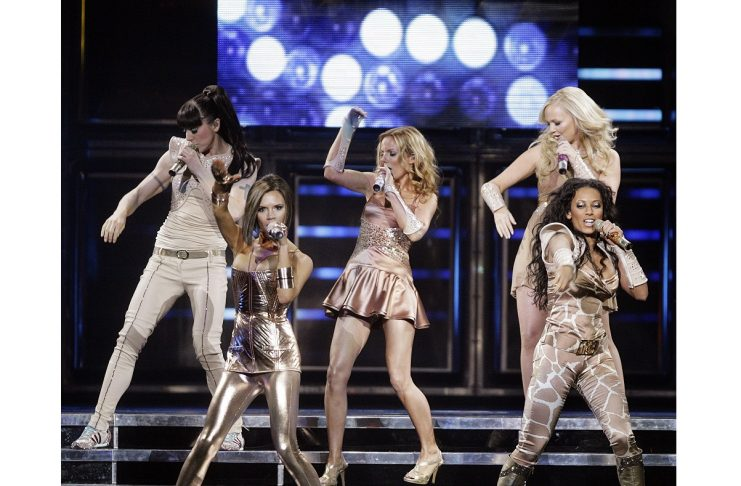 Spice Girls kick off their reunion tour in Vancouver