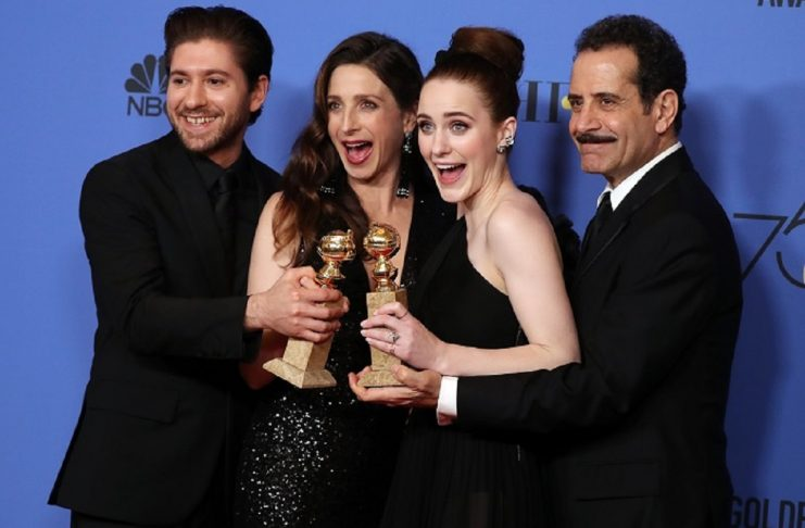 75th Golden Globe Awards – Photo Room – Beverly Hills