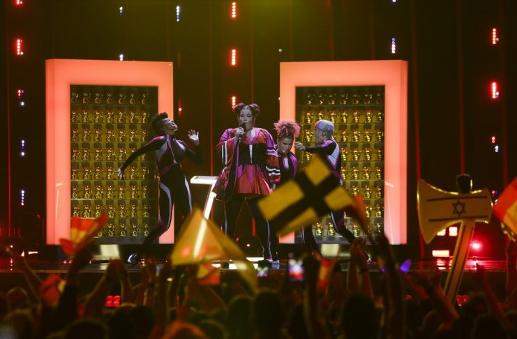 First Semi-Final – 63rd Eurovision Song Contest